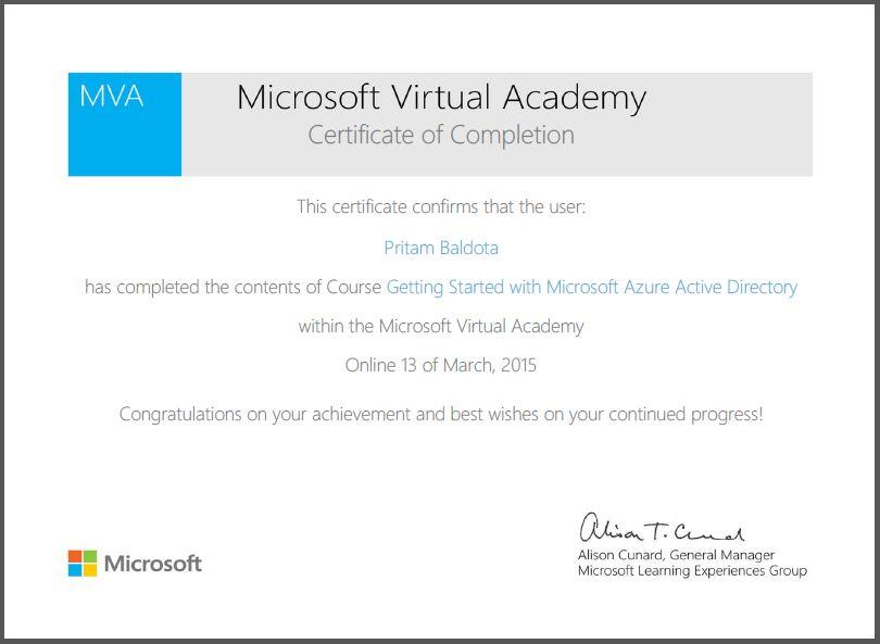Microsoft Azure Active Directory