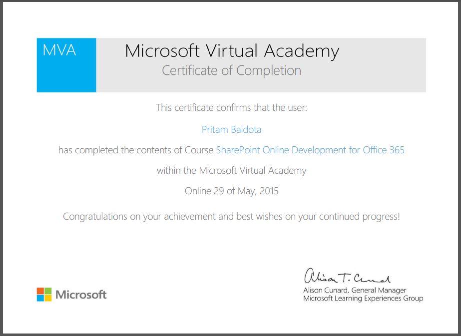 SharePoint Online Development for Office 365